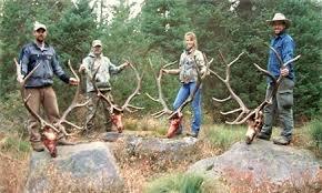 hunters bonding